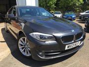 2013 Bmw 520d 2013 BMW 5 Series 2.0 520d SE 4dr