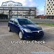 Used car Check