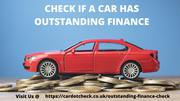 Sell My Car With Finance Outstanding