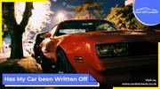 Car write off check free